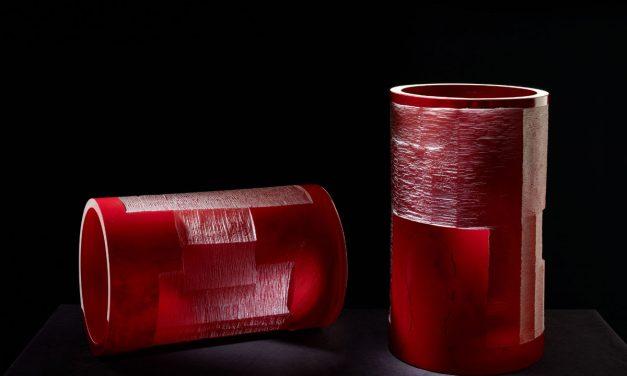 """""""Sculptură în sticlă"""", expoziţia semnată de Ioan Nemțoi, prezentată la Londra"""