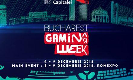 Bucharest Gaming Week, ediția a doua