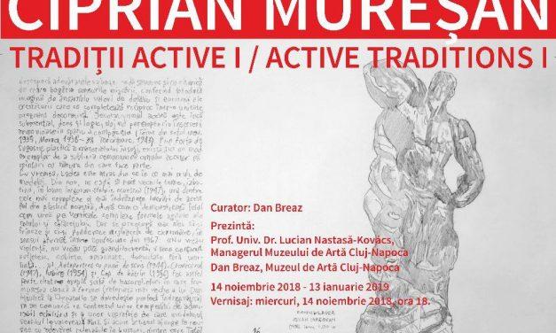 "Ciprian Mureșan ""Tradiții active I/ Active Traditions I"" @ Muzeul de Artă Cluj-Napoca"