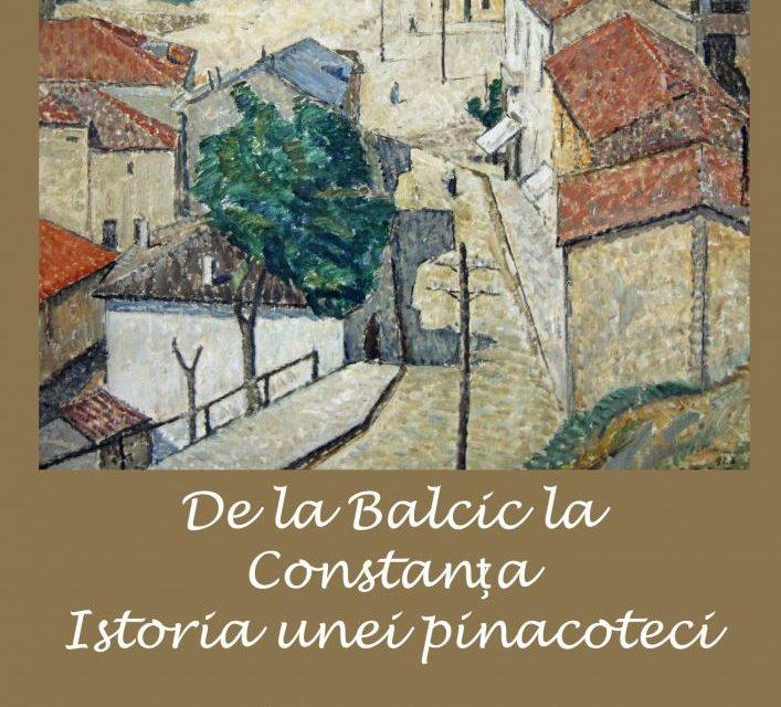 """Expoziţia de pictură și grafică """"De la Balcic la Constanța. Istoria unei pinacoteci"""" @ Muzeul de Artă Constanța"""