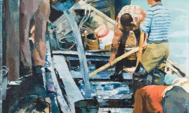 Expoziţie retrospectivă de pictură Makár Alajos @ Institutul Maghiar din Bucureşti