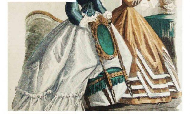 """Expoziția """"Capriciile modei (1850 – 1950)"""" @ Muzeul Municipiului București – Palatul Suțu"""