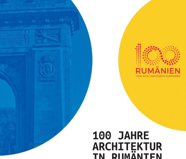 Expoziția Arhitectura Centenarului la Galeria ICR Viena