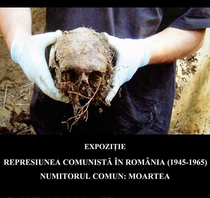 Expoziția REPRESIUNEA COMUNISTĂ ÎN ROMÂNIA (1945-1965) – NUMITORUL COMUN: MOARTEA @ Muzeul Național al Unirii din Alba Iulia