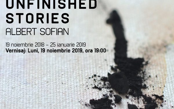 "Expoziție Albert Sofian, ""Unfinished stories"" @ Galeria Halucinarium, București"