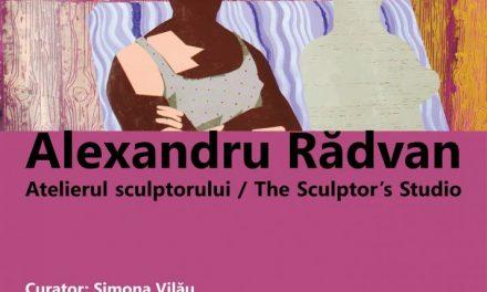 """Expoziție Alexandru Rădvan """"Atelierul sculptorului"""" @ Muzeul de Artă, Arad"""