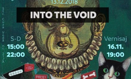 "Expoziție Furák-Pop László ""Into the void"" @ Quark Gallery, Oradea"