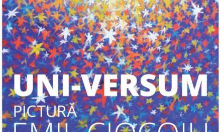 """Expoziție de pictură Emil Ciocoiu """"UNI-VERSUM"""" @ ARCUB, București"""