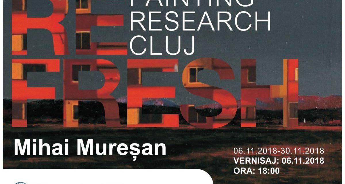 Expoziție personală Mihai Mureșan @ Galeria Paul Sima a Universității Babeș-Bolyai, Cluj-Napoca