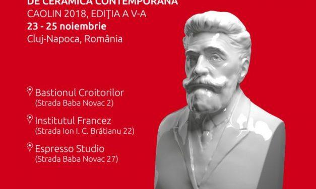 Festivalul Internațional de Ceramică Contemporană Caolin 2018