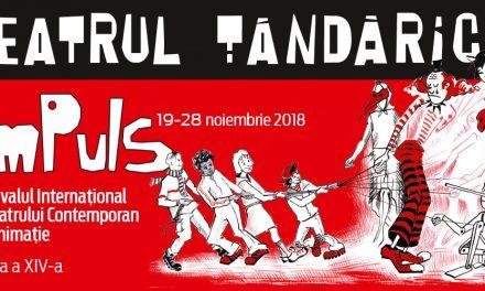 Festivalul Internațional Al Teatrului Contemporan De Animație ImPuls 2018 @ Teatrul Țăndărică, București