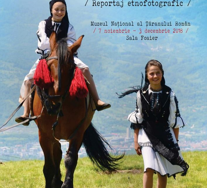 """Expoziție """"Comunități din Valea Jiului – reportaj etnofotografic"""" @ Muzeul Național al Țăranului Român"""