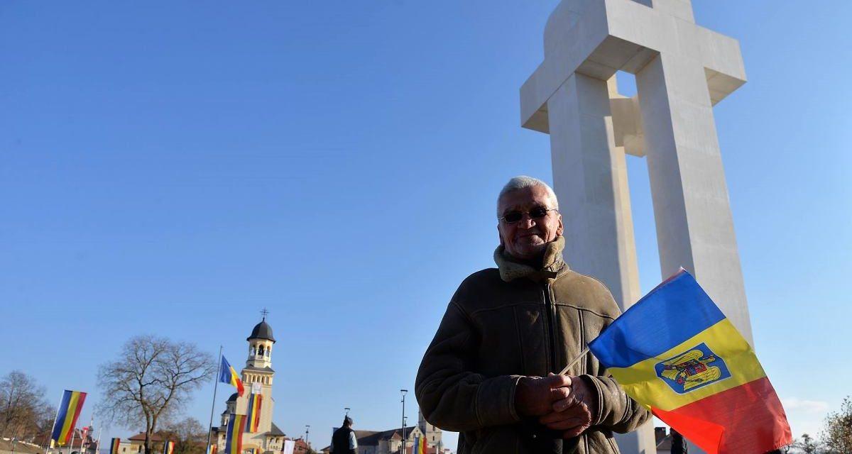 Mihai Buculei – Monumentul Unirii din Alba Iulia