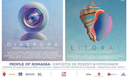 PEOPLE OF ROMANIA Diaspora + Litoral @ La Firul Ierbii, București