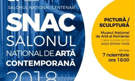 Salonul Național de Artă Contemporană (SNAC) – Centenar 2018 @ Muzeul Național de Artă al României