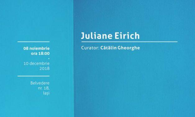 Expoziția de fotografie a artistei Juliane Eirich (Germania) la Borderline Art Space, Iași