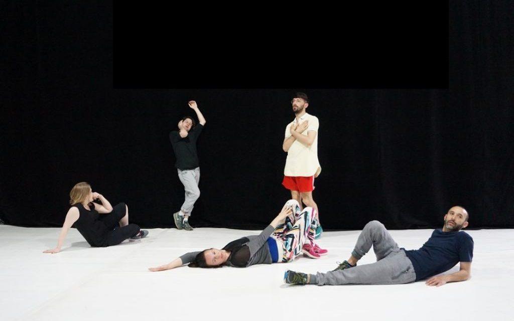 Proiect performativ al artistei Alexandra Pirici la Galeria Naţională de Artă din Praga