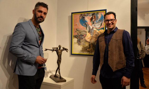 Sorin Purcaru & Liviu Mihai @ ArtYorself Gallery