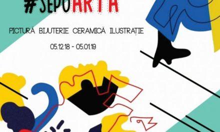 #sepoARTĂ laElite Art Gallery, Bucureşti