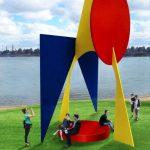 Expoziție Ingo Glass: Formă – Culoare – Lumină – Spaţiu @ Institutul Cultural Român Budapesta