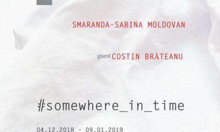 #SOMEWHERE_IN_TIME / Smaranda Moldovan & Costin Brateanu @ Galeria Primăriei Timișoara
