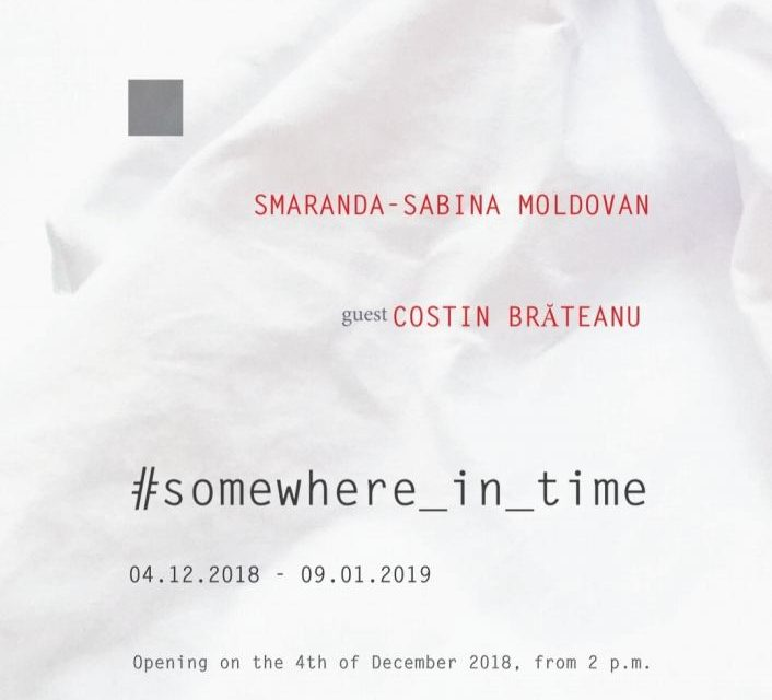 #SOMEWHERE_IN_TIME / Smaranda Moldovan & Costin Brateanu @ Galeria Primăriei Timișoara
