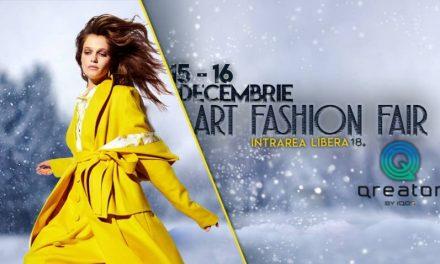 Art Fashion Fair – târg de design și lifestyle @ Casă Oromolu din Piaţa Victoriei, București