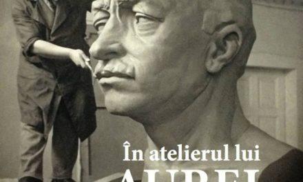 """Apariție editorială: Dumitru Pacuraru """"În atelierul lui Aurel Popp"""" la Editura Tracus Arte"""