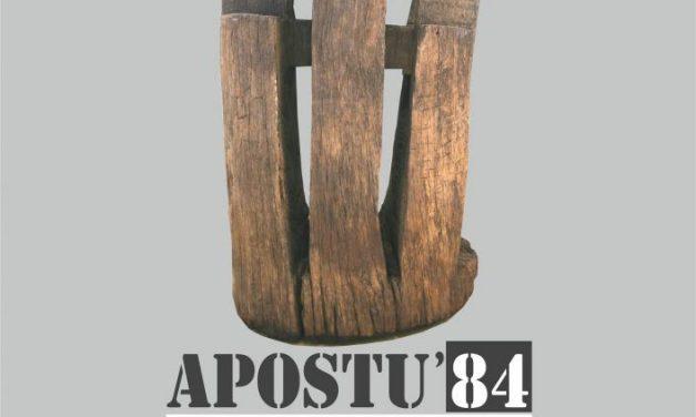 """Evenimentul """"Apostu '84"""" @ Centrul de Cultură """"George Apostu"""" Bacău"""