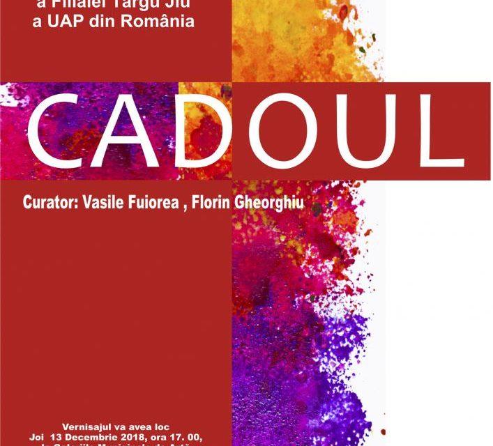 """Expoziția de grup """"Cadoul"""" a membrilorFilialei Târgu Jiu a UAP @ Galeriile Municipale de Artă din Târgu Jiu"""
