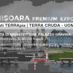 "Expoziție ""Manifest pentru Patrimoniu – Timișoara Premium Exposed City"""