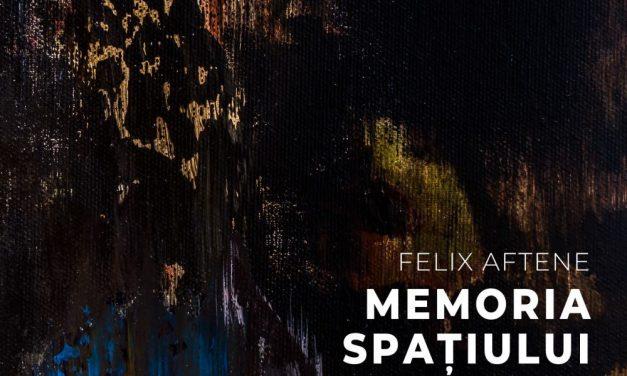 """Expoziție Felix Aftene """"Memoria Spațiului"""" @ Artep, Iași"""