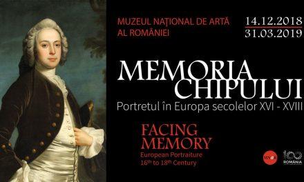 """Expoziția """"Memoria chipului. Portretul în Europa secolelor XVI-XVIII"""" @ Muzeul Național de Artă al României"""