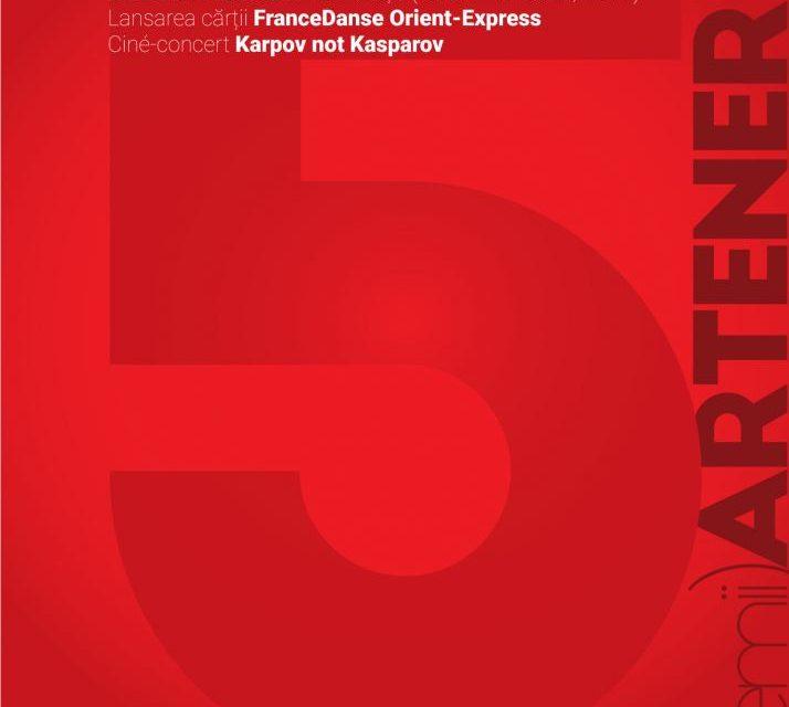 """Gala Premiilor CNDB și Lansare de carte """"FranceDanse Orient-Express"""" IFB @ Institutul Francez din București"""