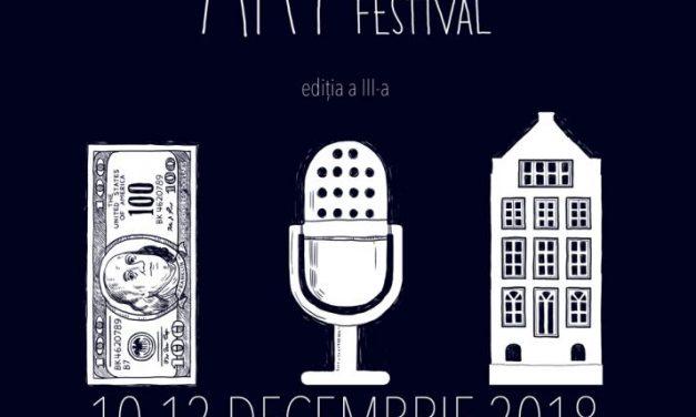 Bucharest Art Film Festival 2018 @ Galeria Halucinarium