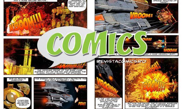Revista COMICS nr. 36 (decembrie 2018)