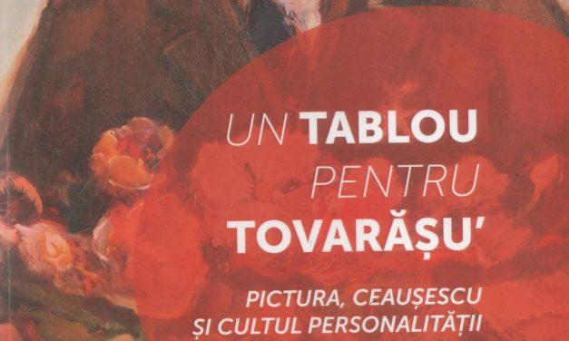 Ceaușescu în pictură