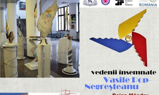 Vasile Pop-Negreșteanu – expoziția Vedenii însemnate @ ASE