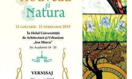 """Expoziția """"Art Nouveau și Natura"""" @ Muzeul Național al Literaturii Române"""