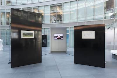 """Expoziție """"Cum privim lucrurile"""" @ Atelier 030202, București"""