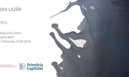 """Expoziție Claudia Lazăr """"Fără titlu"""" @ Sala Foișor a Palatului Mogoșoaia"""