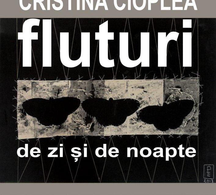 """Expoziție Cristina Cioplea """"Fluturi de zi și de noapte"""" @ Galeriile Municipale de Artă din Târgu Jiu"""