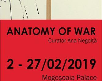 """Expoziție Részegh Botond """"Anatomia războiului"""" @ Centrul Cultural Palatele Brâncovenești de la Porțile Bucureștiului, Mogoșoaia"""