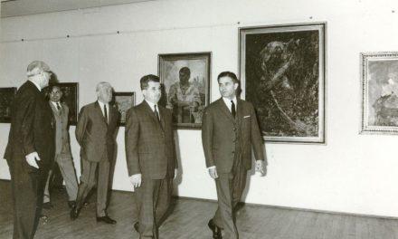 """Expoziţia """"Războiul de Independenţă – 1877"""", deschisă la Muzeul de Artă al României în 1967"""