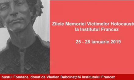 Zilele Memoriei Victimelor Holocaustului