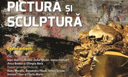 100=100 Expoziție de pictură și sculptură dedicată  Centenarului din România și Polonia @ Muzeul de Artă Cluj-Napoca