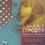 As You Like It, Expoziție de Grafică Digitală pe teme shakespeariene