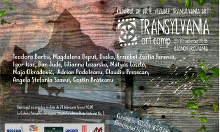 """Expoziţia taberei de creaţie artistică si documentare, """"Transylvania Art Camp"""" @ Galeria Primăriei Timișoara"""