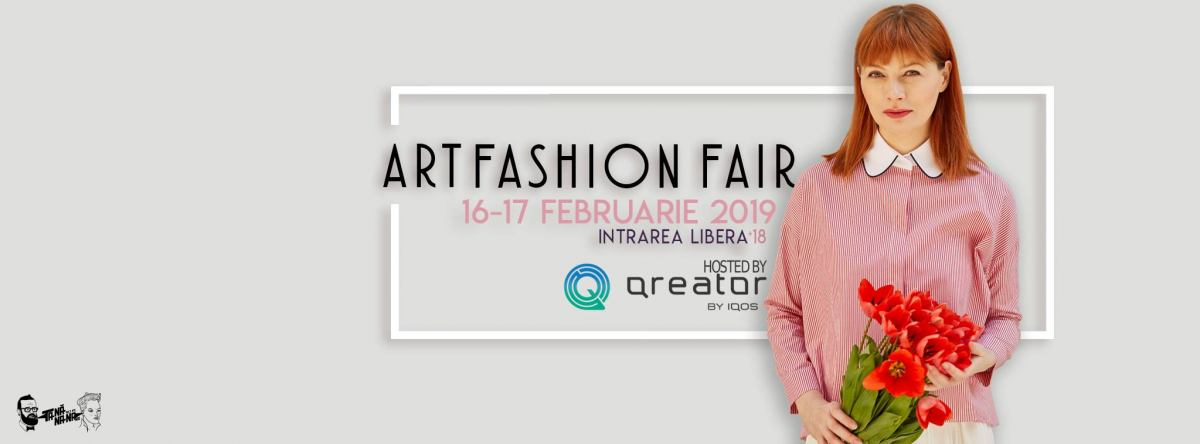 Art Fashion Fair în hot spotul creativ al Bucureștiului – spațiul Qreator by IQOS