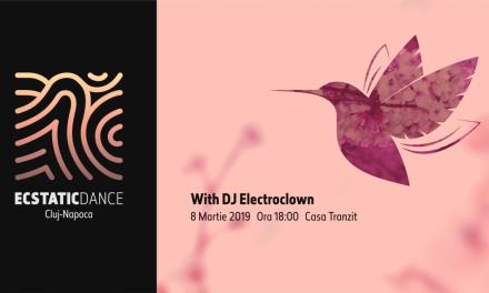 Eveniment 8 martie: Ecstatic Dance Cluj-Napoca @ Casa Tranzit